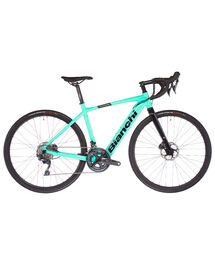 Vélo de Route Électrique Bianchi Impulso E-Road Ultegra 50-34 X35+