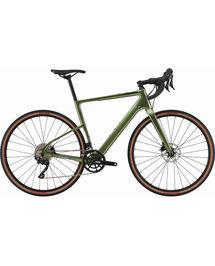 Vélo Gravel Cannondale Topstone Carbone 6 Beetle Green