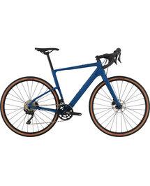 Vélo Gravel Cannondale Topstone Carbone 6 Abyss Blue