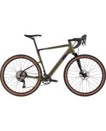 Vélo Gravel Cannondale Topstone Carbon Lefty 3 2021 Mantis