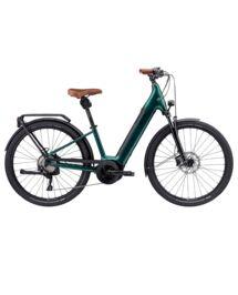Vélo Électrique Urbain Cannondale Adventure Neo 1 EQ Vert Anglais 625W 2021