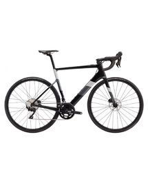 Vélo Electrique Route Cannondale SuperSix Evo Neo 3 Black Pearl 2021