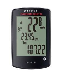 Compteur Cateye Padrone Digital Wireless Cadence/Vitesse