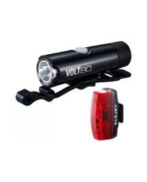 Éclairage Avant et Arrière Cateye Volt80XC + RapidMicro