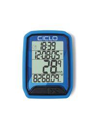 Compteur Ciclosport Protos 213 sans Fil Bleu