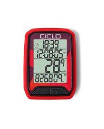 Compteur Ciclosport Protos 213 sans Fil Rouge