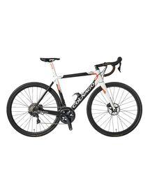 Vélo Route Électrique Colnago E-64 Shimano Ultegra R8000 Noir Blanc Orange BMOR