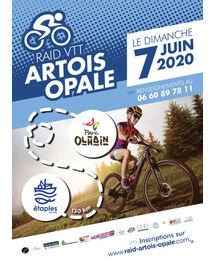 Dimanche 7 Juin 2020 : RAID ARTOIS OPALE