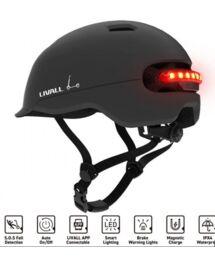 Casque Connecté Livall Bluetooth C20 Noir Minuit