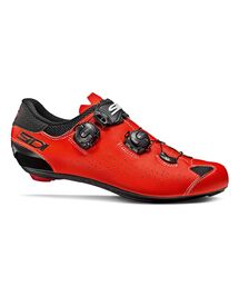 Chaussures Route Sidi Genius 10 Noir/Rouge