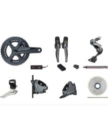 Groupe Complet Shimano Ultegra Di2 Disc R8070 39/53