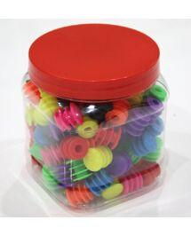 Box de 60 Embouts de Cintre Supacaz Mix de 8 Coloris